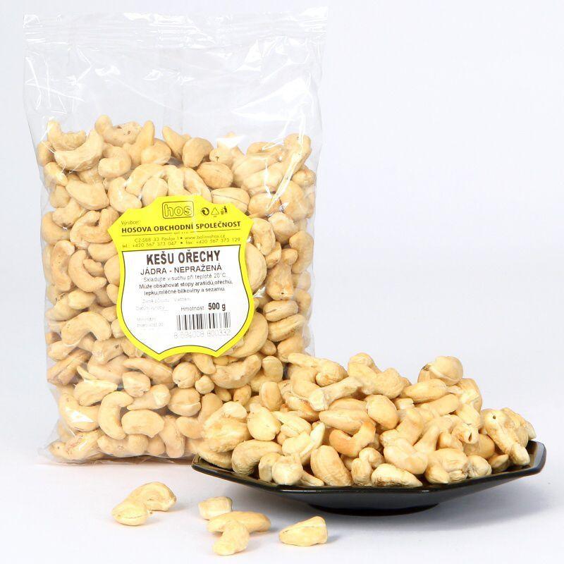 Kešu ořechy 500g