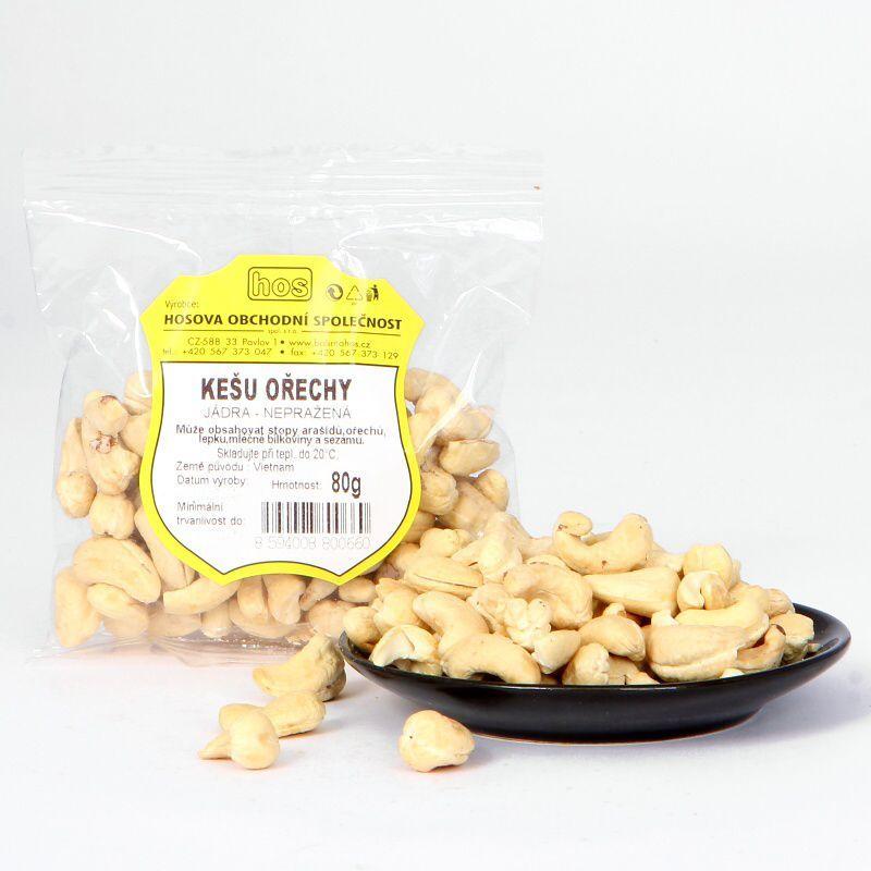 Kešu ořechy 80g