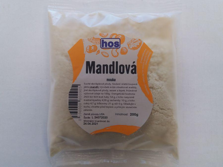 Mandlová mouka 200g