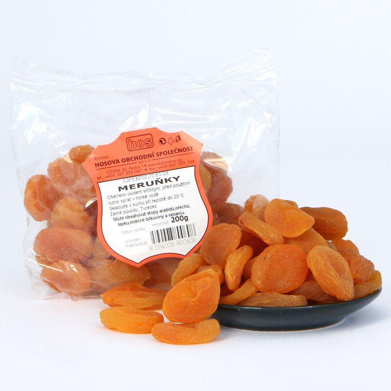 Meruňky sušené 200g