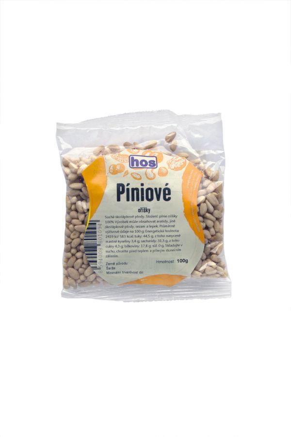 Piniové oříšky 100g