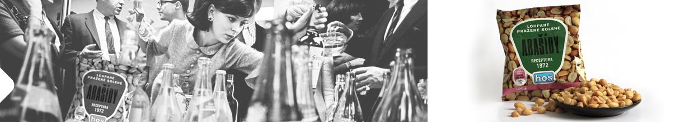 Arašídy receptura 1972